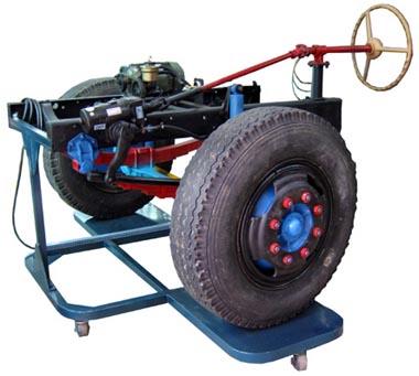 汽车机械转向与前悬挂fun88体育备用台