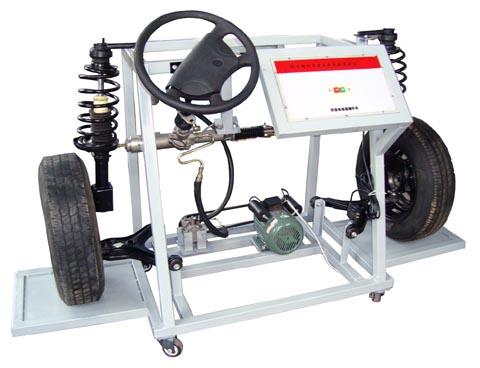 液压助力转向与前悬挂fun88体育备用台(桑塔纳2000)