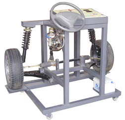电控(电动)助力转向与前悬挂fun88体育备用台