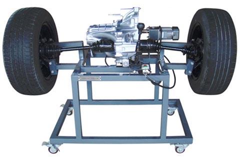 汽车动力传动系统fun88体育备用台(前驱动式)