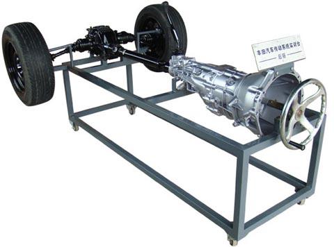 汽车动力传动系统fun88体育备用台(后驱动式)