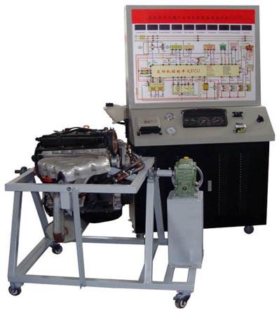 桑塔纳2000 GSI电控发动机拆装运行fun88体育备用台