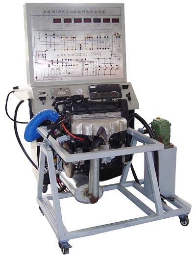 桑塔纳3000AYJ电控发动机拆装运行bwin登录入口台