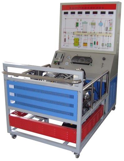 各传感器及执行器安装数字显示表,台架安装燃油