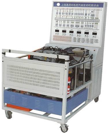 别克V6发动机实验台