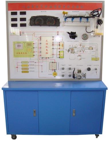 丰田5A电子燃油喷射系统示教板(帕萨特)