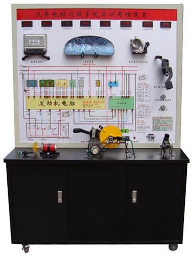 电控巡航系统示教板