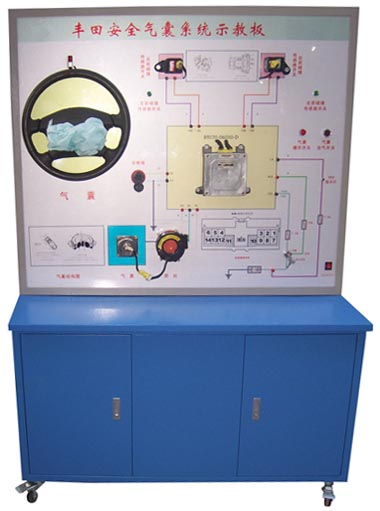 汽车安全气囊系统示教板(丰田)