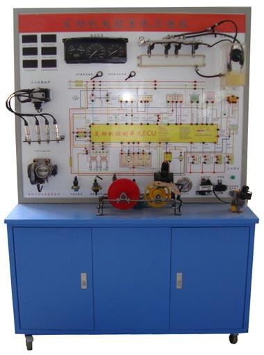 发动机电控系统示教板(时代超人)