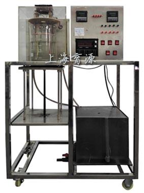 大容器内水沸腾放热试验台