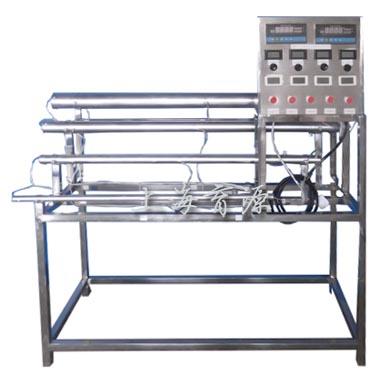 自由对流横管管外放热系数测试装置