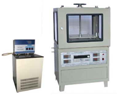 单平板导热系数测试仪(护热平板法)
