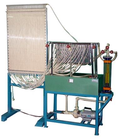 过热器流量分配实验台