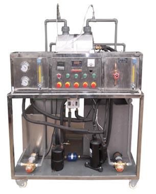 制冷压缩机性能实验台
