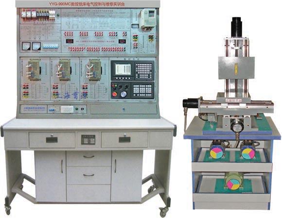 数控铣床电气控制与维修fun88体育备用台