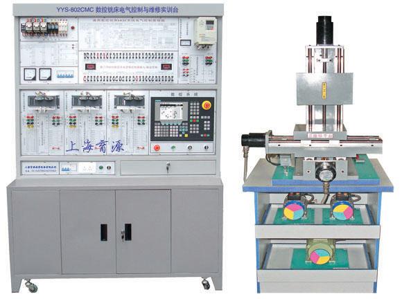 数控铣床电气控制与维修fun88体育备用台(西门子)
