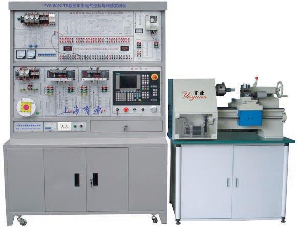 数控车床电气控制与维修fun88体育备用台(半实物/西门子)