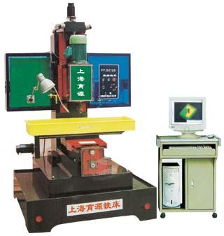 YY.CNC.XK125-A型数控铣床