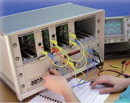 新型通信原理实验系统