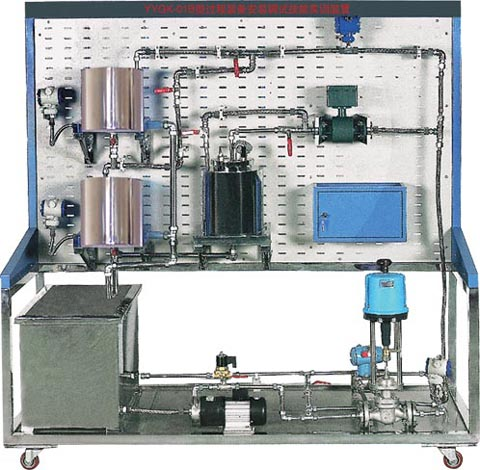 YYGK-01B型过程装备安装调试技能fun88体育备用装置