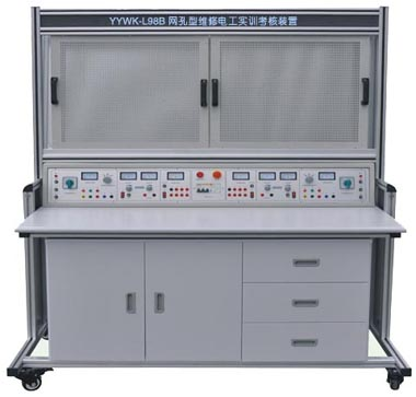 网孔型维修电工fun88体育备用考核装置