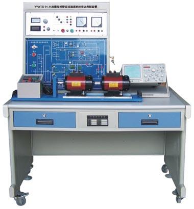 小容量晶闸管直流调速系统bwin登录入口考核装置