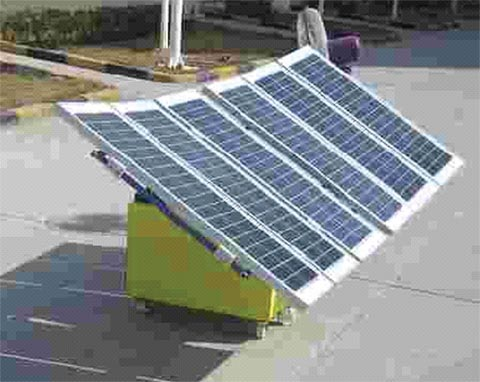 教学用光伏发电组装与建设fun88体育备用系统