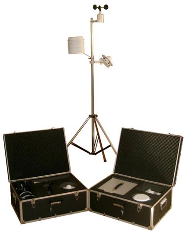 便携式太阳能电池测试仪(光伏发电站测试与评估系统)