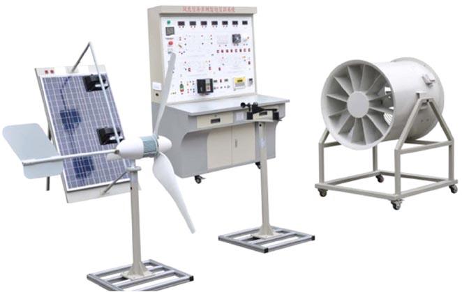 风光互补并网发电实验fun88体育备用系统