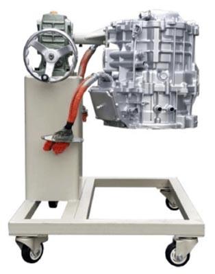 新能源混动汽车变速器拆装bwin登录入口台