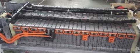 新能源纯电动汽车电池包解剖bwin登录入口台
