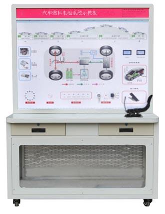 汽车燃料电池系统示教板