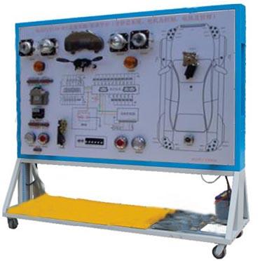 电动汽车CAN总线网络系统示教板