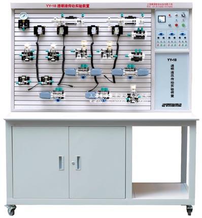 透明液压传动实验装置