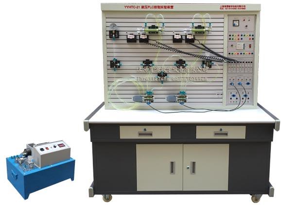 透明液压PLC控制fun88体育备用装置