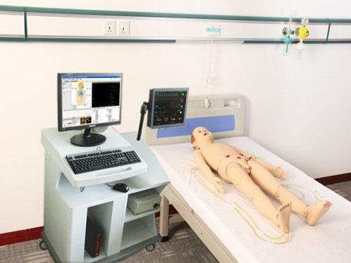 高智能数字化儿童综合急救技能训练系统