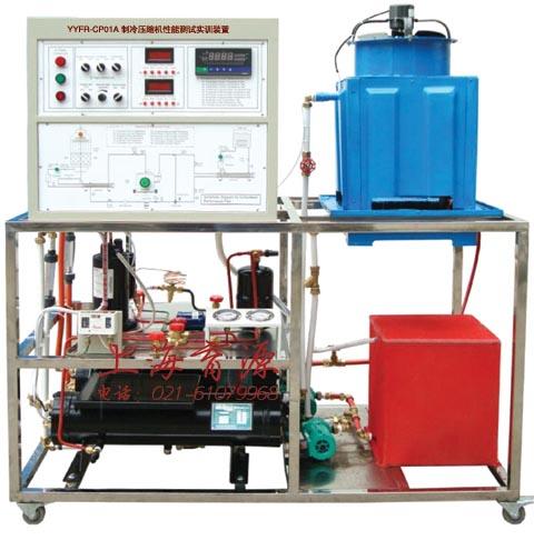 制冷压缩机性能测试bwin登录入口装置