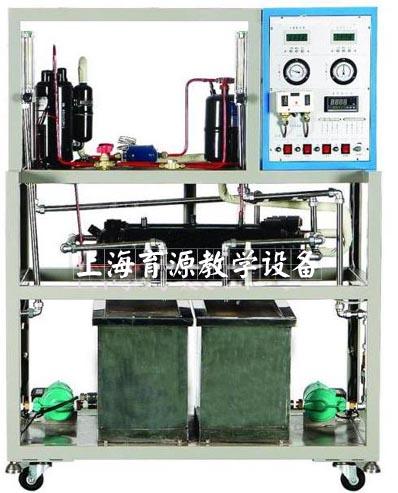 制冷压缩机性能测试实验装置