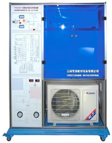 变频空调bwin登录入口考核装置