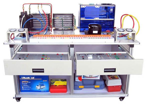 现代制冷与空调系统fun88体育备用考核装置
