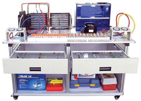 空调冰箱组装与调试bwin登录入口考核装置(智能考核型)